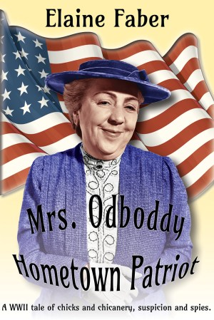 Elaine Faber, Mrs Odboddy Hometown Patriot