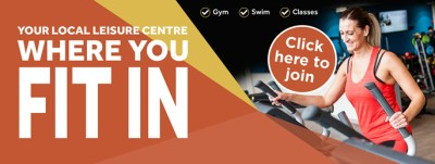 Why join Inspiring healthy lifestyles leisure centres?