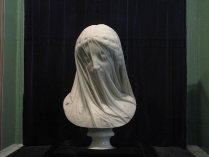 036 - The Veiled Virgin