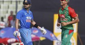 India  Bangladesh in ODI series