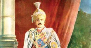 Mir Usman Ali Khan
