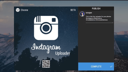 Instagram Uploader