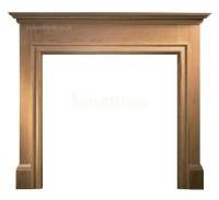 Oak Howard Fireplace Mantel