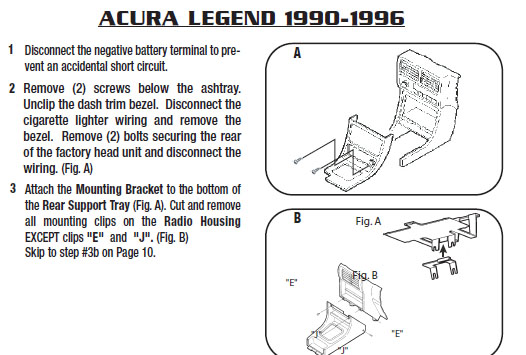 1990 Acura Legend Wiring Diagram - Wiring Diagram Progresif