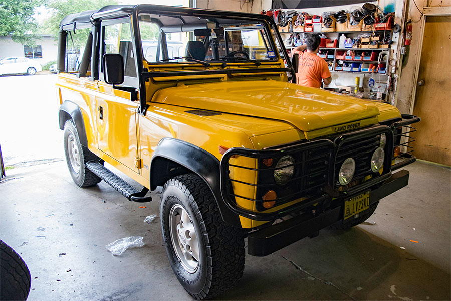 Stereo Wire Diagram 90 Defender Download Wiring Diagram