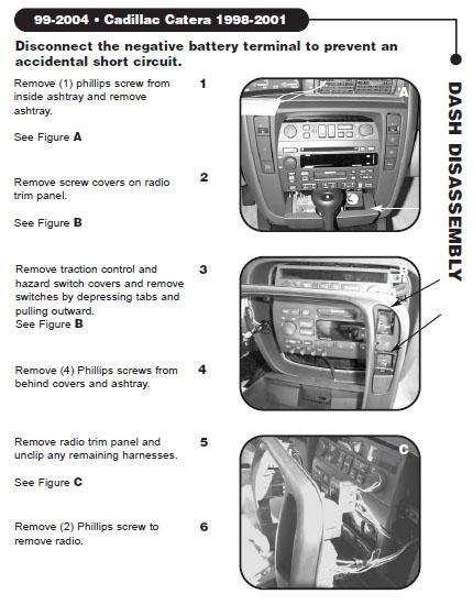 Cadillac Catera Wiring Diagram Wiring Diagram