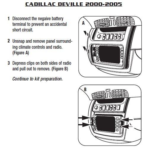 2000 Cadillac Seville Radio Wiring Diagram - Wiring Diagrams Schema