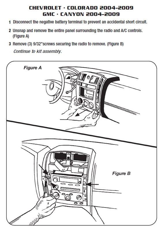 2008 Gmc Radio Wiring Harness - Wiring Solutions