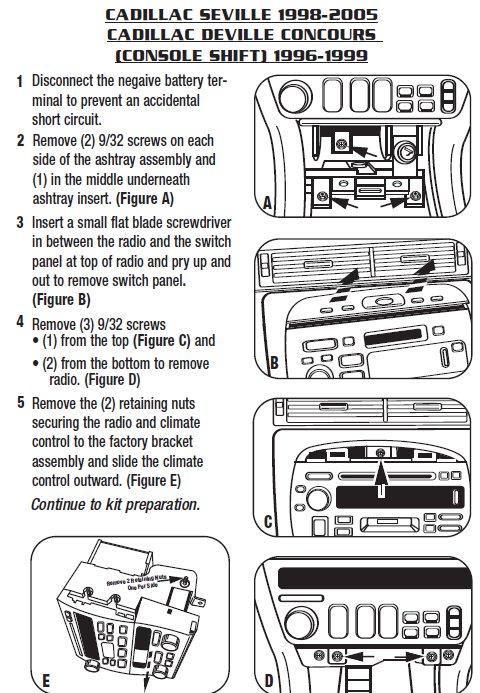 01 Cadillac Deville Wire Diagram Download Wiring Diagram