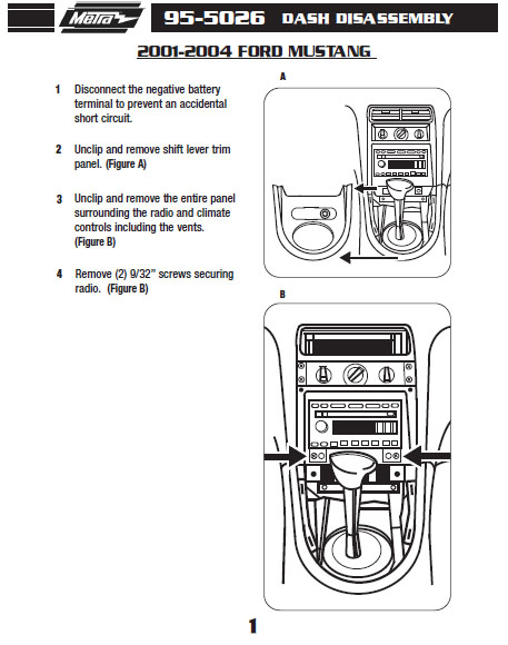 car radio wiring install kits