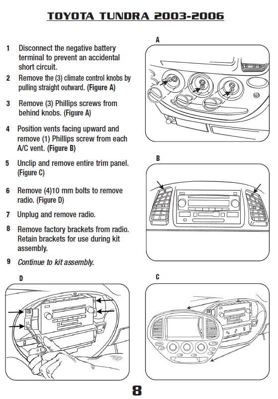 2004 Toyota Tundra Wiring Harness Wiring Diagram