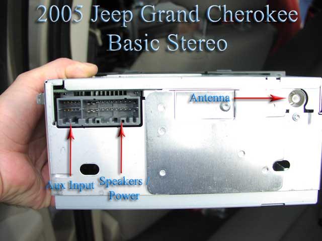 2005 Jeep Grand Cherokee Amp Wiring Diagram View Diagram Index