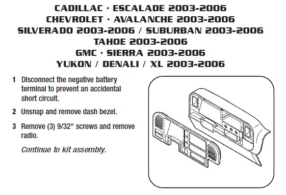 06 Cadillac Escalade Wiring Diagram - Wiring Data Diagram