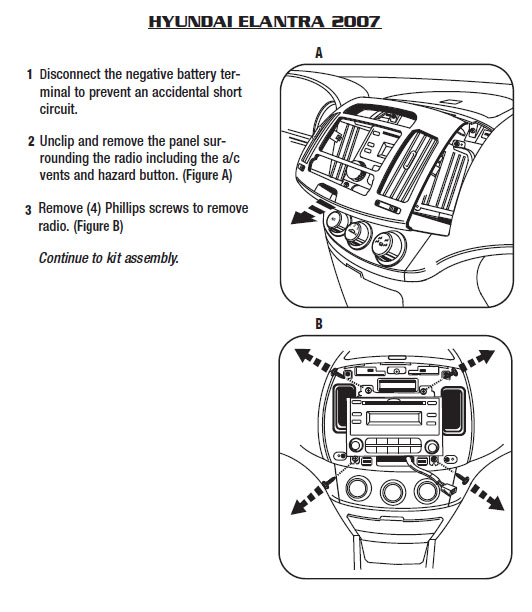 2006 Hyundai Accent Radio Wiring Diagram Wiring Diagram