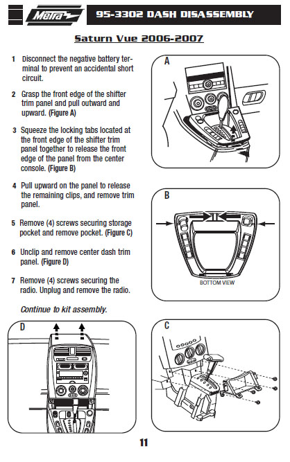 Saturn Vue Wiring Harness Wiring Diagram