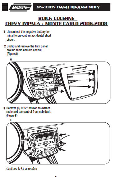 2008 Chevrolet Impala Wiring Harness Wiring Diagram