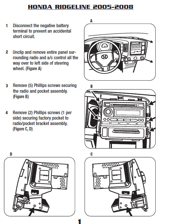 Acura Oem Radio Wire Diagram Electrical Circuit Electrical Wiring