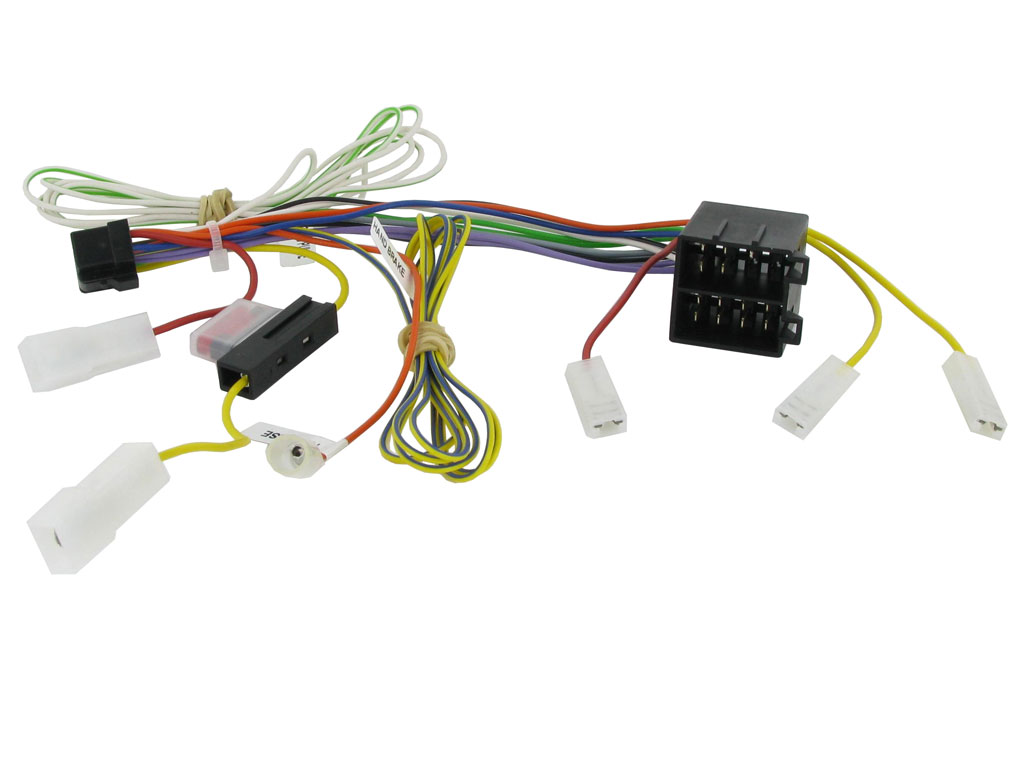 alpine wiring harness 7400