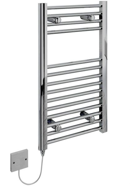 wiring diagram for heated towel rail