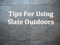 Outdoor Slate Tile Flooring Tips | INSTALL-IT-DIRECT