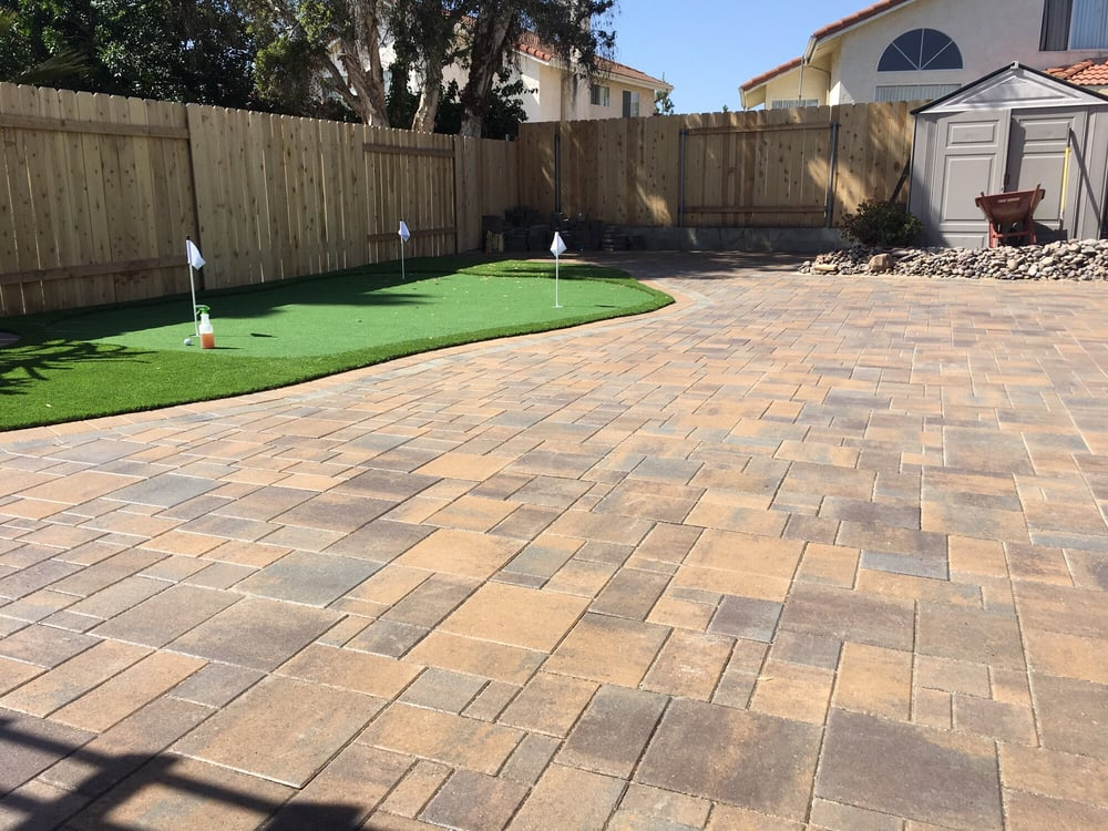 59 Beautiful Paver Patio Ideas For Your Home Install It