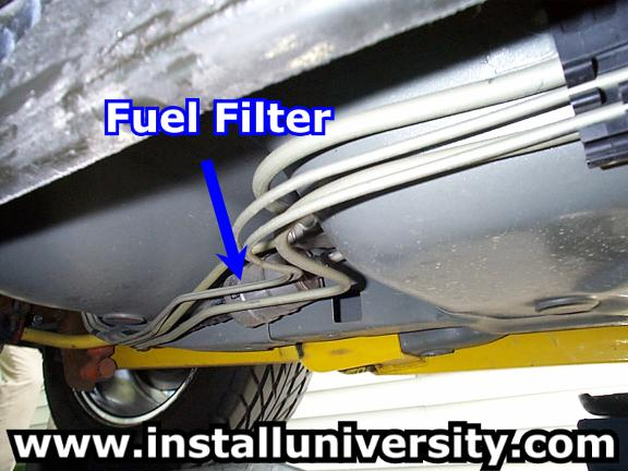 2007 pontiac grand prix fuel filter