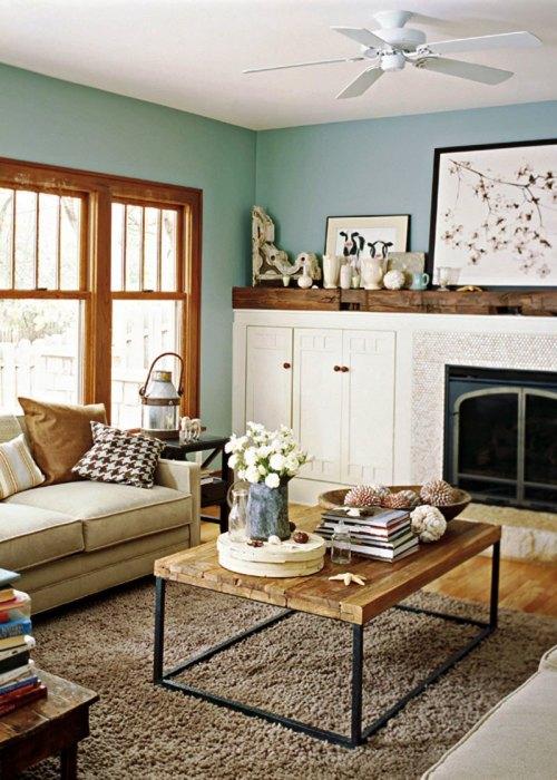 Medium Of Home Decor Rustic