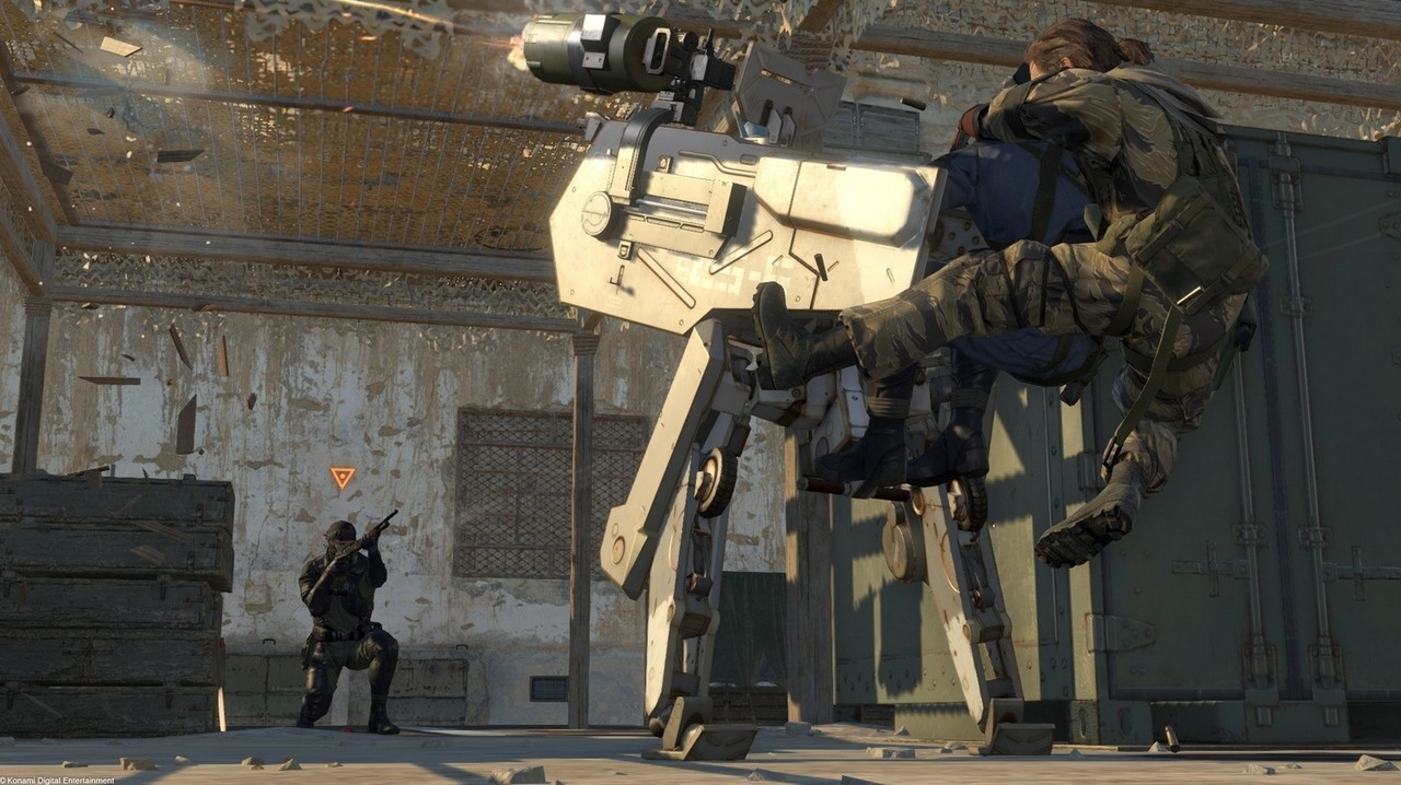 Fall Wallpaper Horses Buy Metal Gear Solid V The Phantom Pain Steam