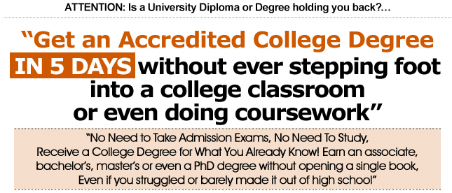 Choose from 1000+ Online College Degrees and Courses offered via