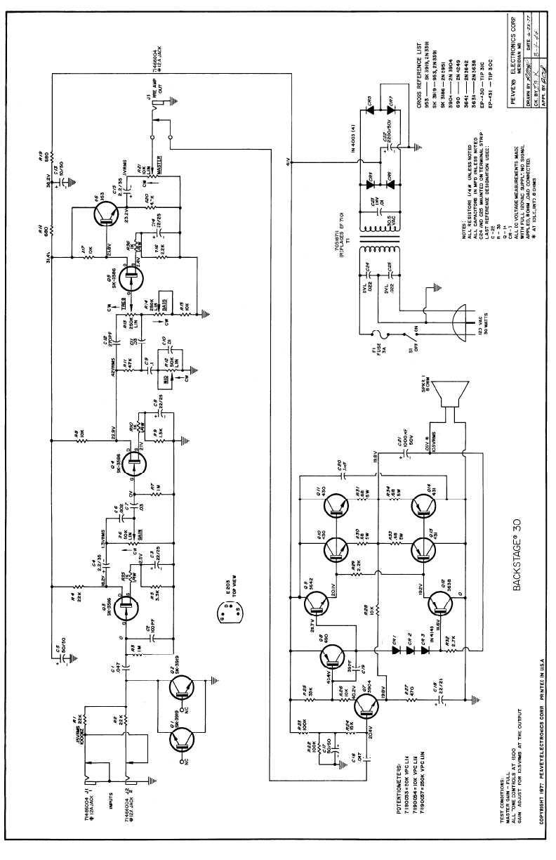 van halen wiring diagram