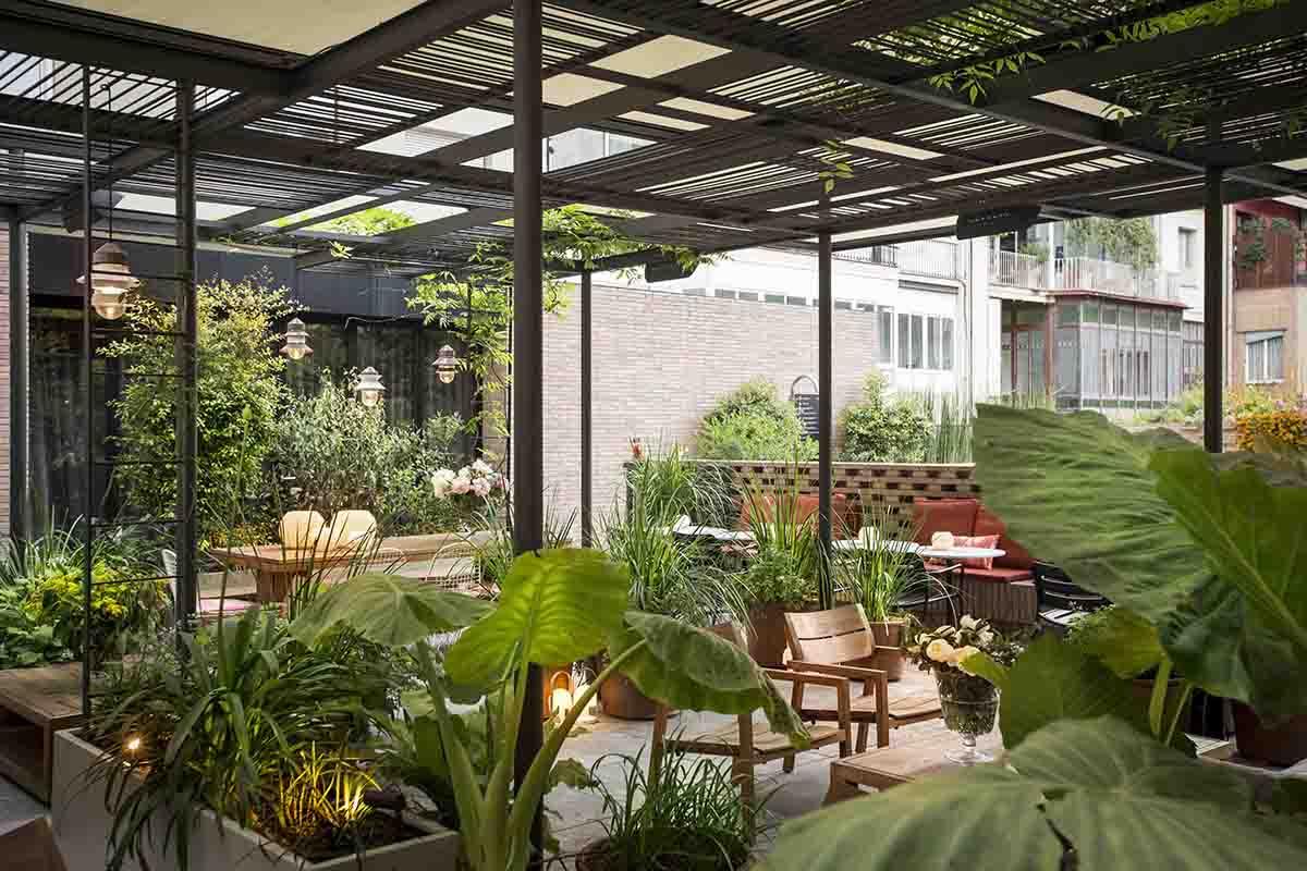 6 Terrazas De Hoteles En Madrid Y Barcelona Para Ver Y