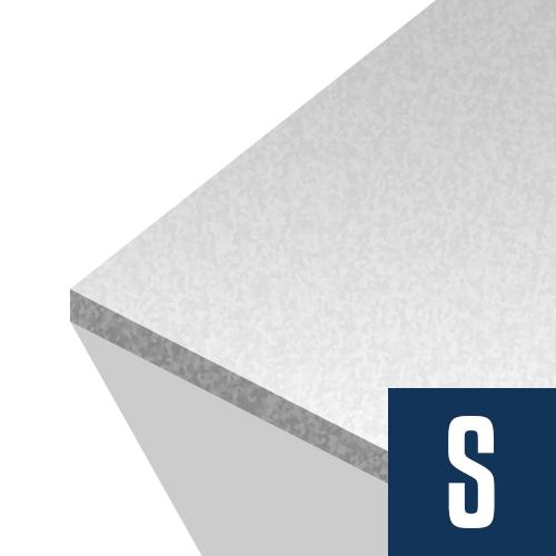 Foam Board Insulation 1.5 in x 4 ft x 8 ft R-6.3 EPS HalfBack