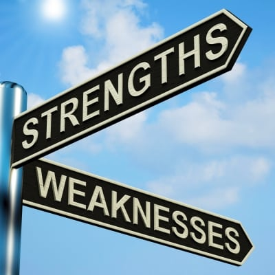 Interview Question - What Are Your Weaknesses? Insurance Jobs Blog