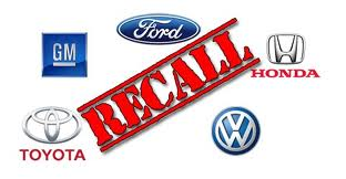 Automobile Recalls – Is Your Used Car On The List?