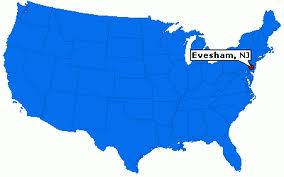 Evesham, New Jersey Car Insurance Rates