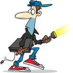 Cherry Hill Burglar