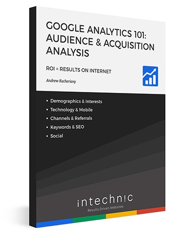 Measure Website Audience  Acquisition with Google Analytics
