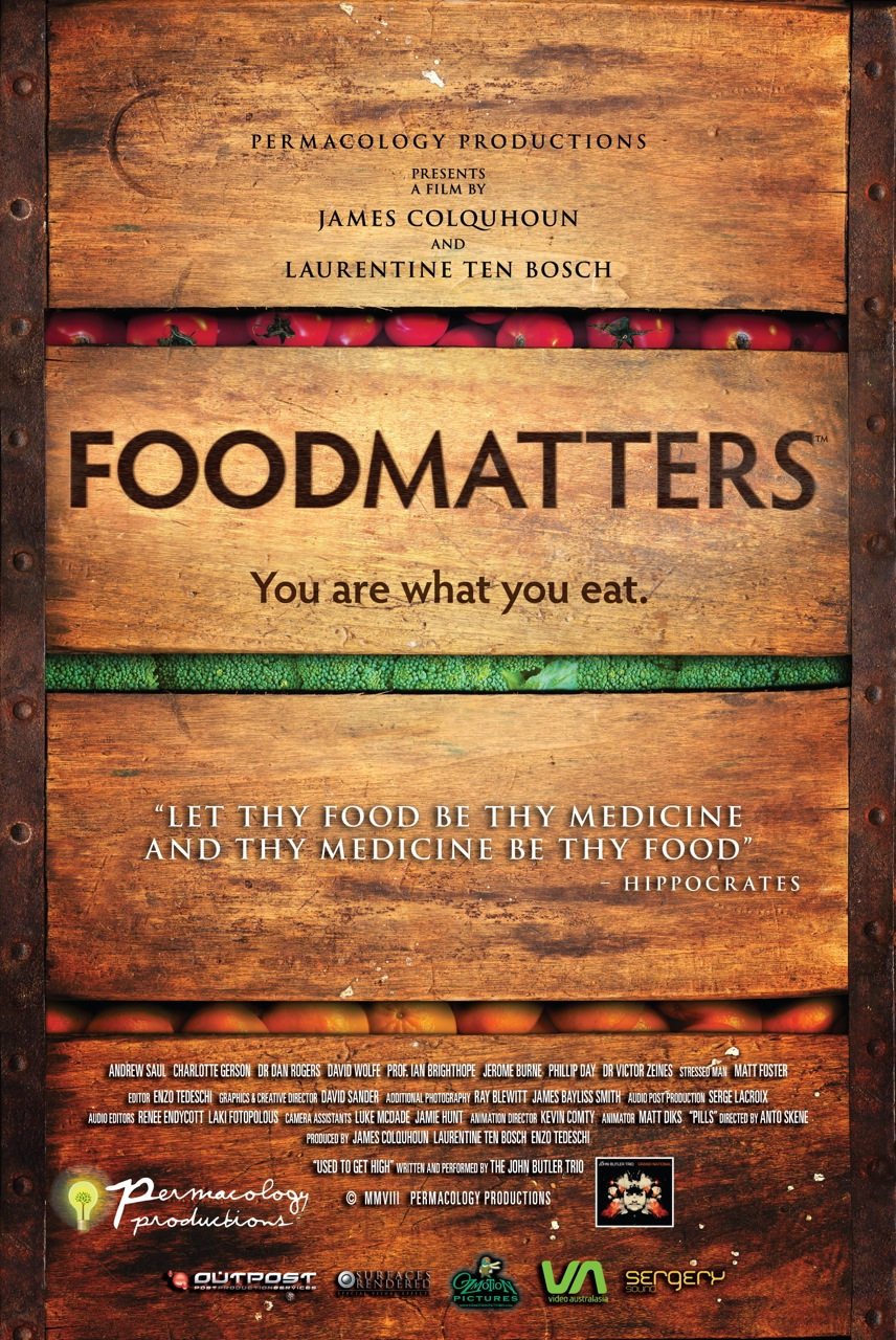 National Human Genome Research Institute Nhgri Food Matters – The Dvd Integral Naturopathic Medicine