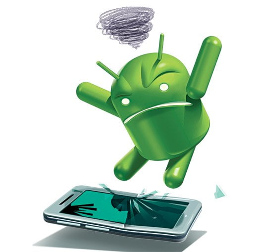 android-lento