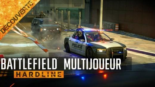 [D] Battlefield Hardline - Multijoueur