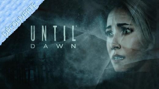 [D] Until Dawn