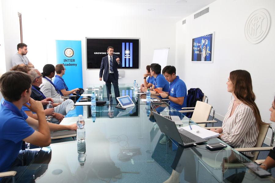 The first Inter Academy Managerial Internship NEWS