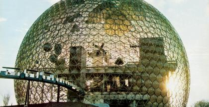 Montreal Biosphère, Geodesic Dome