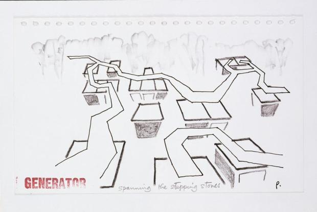 The Generator Project, Cedric Price
