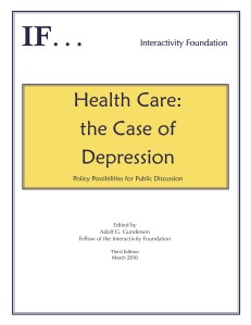 Depression cover page