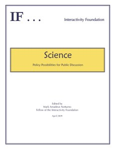 Science cover page