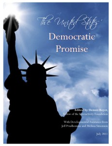 Democratic Promise cover page