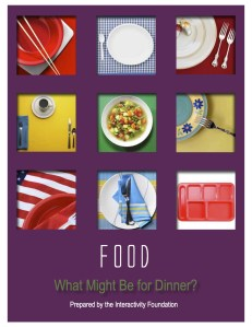 Food Cover Page