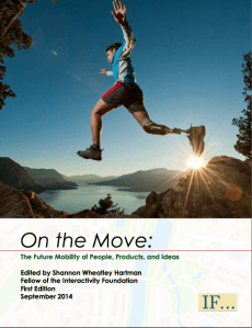 On the Move cover image