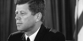 John - F - Kennedy